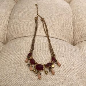 Jewelry - FREE W PURCHASE Gold Necklace Multicoloured
